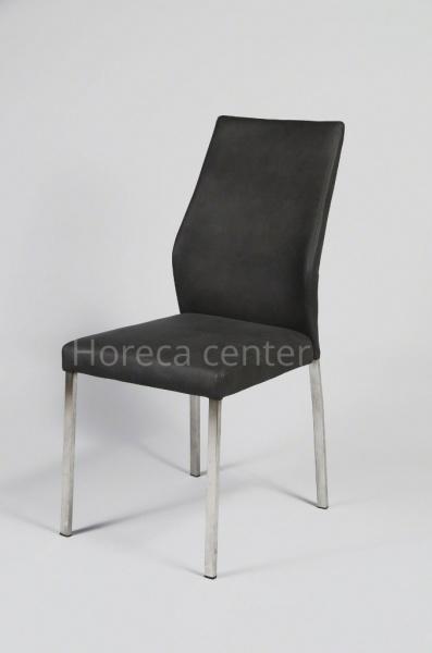 Metalen stoel horeca stoel cafe stoelen design stoel for Stoel metalen frame