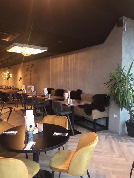Horeca lounge en diner banken op maat horeca for Meubels horeca