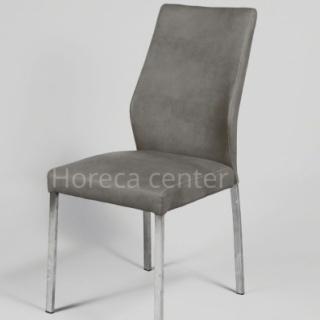Metalen stoel horeca stoel cafe stoelen design stoel for Design stoel 24